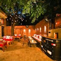 Nukkad Cafe Bar Interior