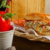 Nukkad Cafe Bar food