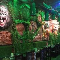 Jungle Jamboree, Noida - The Meal Deals