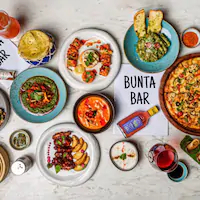 Bunta bar Live The Meal Deals