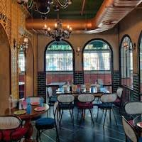IMLY Courtyard interior the meal deals