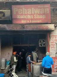Pehlwan Kulcha - The Meal Deals