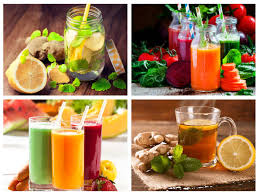 Healthy Drinks - The Meal Deals
