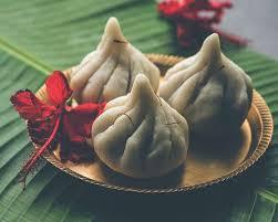 Modak - Maharashtrian Dishes